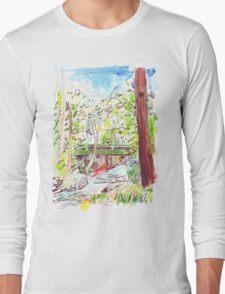 Hobart Rivulet Long Sleeve T-Shirt