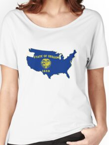 Oregon Women's Relaxed Fit T-Shirt