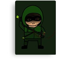 The Arrow Canvas Print
