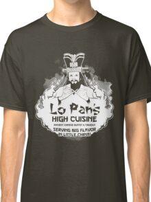 Lo Pan's High Cuisine Classic T-Shirt