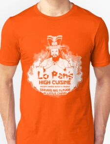 Lo Pan's High Cuisine Unisex T-Shirt