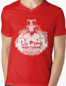 Lo Pan's High Cuisine Mens V-Neck T-Shirt