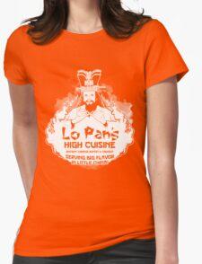Lo Pan's High Cuisine Womens Fitted T-Shirt
