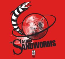 Afterlife All-Stars: The Saturn Sandworms One Piece - Long Sleeve