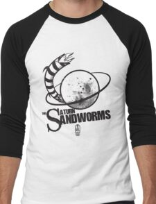 Afterlife All-Stars: The Saturn Sandworms Men's Baseball ¾ T-Shirt