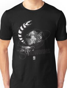 Afterlife All-Stars: The Saturn Sandworms Unisex T-Shirt