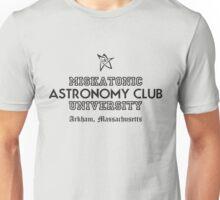 Miskatonic Uni 2 Unisex T-Shirt