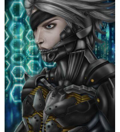Metal Gear: Raiden Sticker