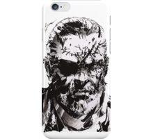 Big Boss - Metal Gear Solid iPhone Case/Skin