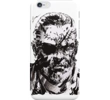Big Boss - Metal Gear Solid iPhone Case/Skin