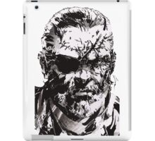 Big Boss - Metal Gear Solid iPad Case/Skin