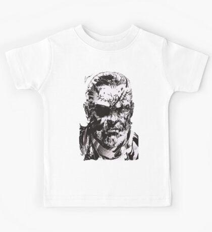 Big Boss - Metal Gear Solid Kids Tee