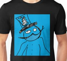 Handle Bar Man Unisex T-Shirt
