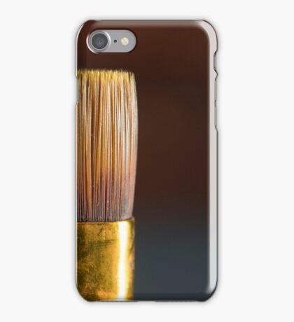 Paintbrush iPhone Case/Skin