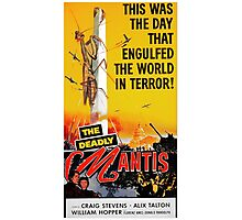 The Deadly Mantis 1957 Photographic Print