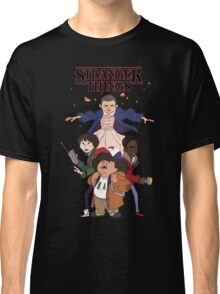Stranger Things New Classic T-Shirt