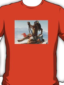 2 Chained to the Rocks T-Shirt