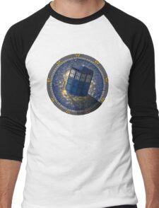 Who's Gate? Men's Baseball ¾ T-Shirt