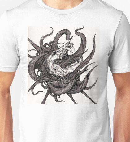 Possum Shadow Ghoul Unisex T-Shirt