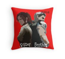 Redfield-Brother Throw Pillow