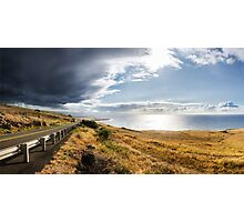 South Coast Panorama - Hawaii Photographic Print