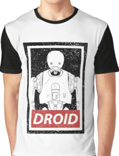Droid Graphic T-Shirt