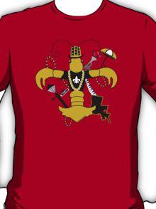 The Who Dat Crawfish T-Shirt