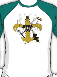 The Who Dat Crawfish T-Shirt