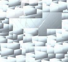 white blocks by noirAB