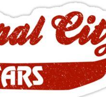 Central City Stars Sticker