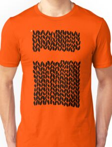 Missing Knit Unisex T-Shirt