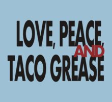 Love, Peace, & Taco Grease by Amanda Vontobel Photography