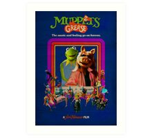 The Muppets Grease 2 Art Print