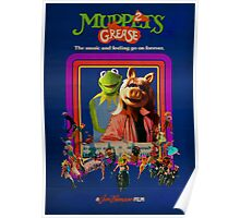 The Muppets Grease 2 Poster