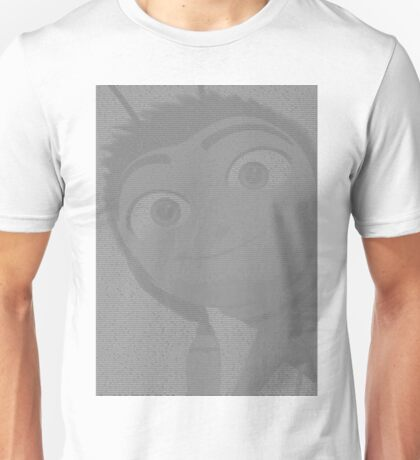 The entire Bee Movie script makes Barry Bee Benson Unisex T-Shirt