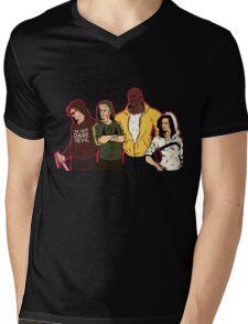 The Defenders  Mens V-Neck T-Shirt