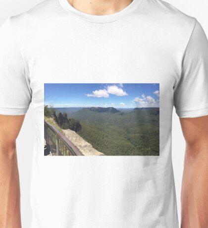 Blue Mountains, Sydney, NSW, Australia  Unisex T-Shirt