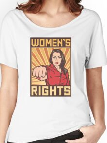 Women's Rights Women's Relaxed Fit T-Shirt