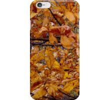 Rustling Leaves      ^ iPhone Case/Skin