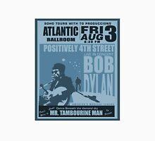 Bob Dylan Concert Blue Unisex T-Shirt