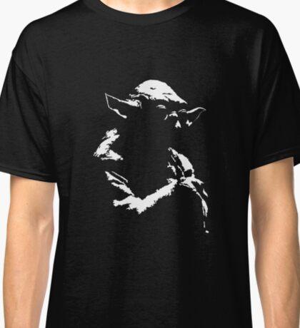 Star Wars Yoda Minimal  Classic T-Shirt