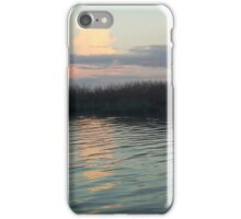 Morning on the Delta iPhone Case/Skin
