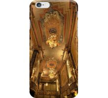 Oriental Theatre Hallway iPhone Case/Skin