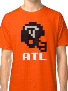 Tecmo Bowl, Tecmo Bowl Shirt, Tecmo Bowl T-shirt, Tecmo Bowl Helmet, ATL Helmet, ATL Classic T-Shirt