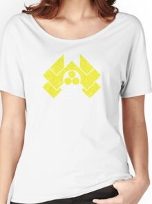 Nakatomi Plaza - HD Japanese Yellow Variant Women's Relaxed Fit T-Shirt