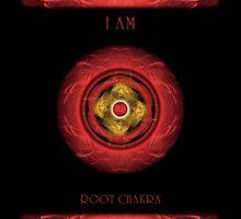 Root Chakra - by Sacred Healing Chakras by Diana Wesley  Bay
