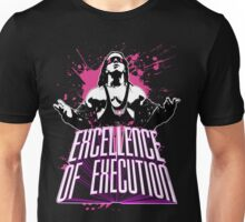 """Bret Hitman Hart """"Excellence of Execution! Unisex T-Shirt"""