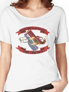 Slay Together, Stay Together - Bayonetta & Jeanne Women's Relaxed Fit T-Shirt