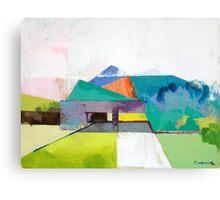 Zone 1 Canvas Print