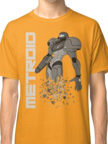 Turning to Zero (Greyscale) Classic T-Shirt